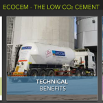 Ecocem the low CO2 cement